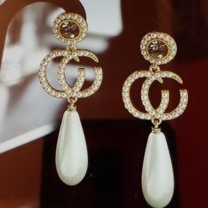 Crystal kore earring